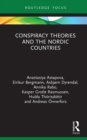 Conspiracy Theories and the Nordic Countries - eBook