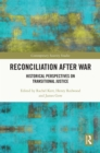 Reconciliation after War : Historical Perspectives on Transitional Justice - eBook