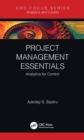 Project Management Essentials : Analytics for Control - eBook