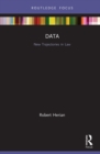 Data : New Trajectories in Law - eBook
