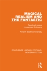 Magical Realism and the Fantastic : Resolved versus Unresolved Antinomy - eBook
