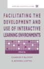 Facilitating the Development and Use of Interactive Learning Environments - eBook