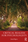 Critical Realism for Psychologists - eBook