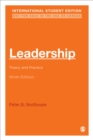 Leadership - International Student Edition : Theory and Practice - Book