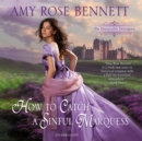How to Catch a Sinful Marquess - eAudiobook