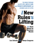 New Rules of Lifting - eBook