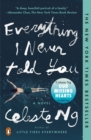 Everything I Never Told You - eBook