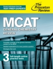 MCAT General Chemistry Review - eBook