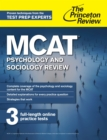 MCAT Psychology and Sociology Review - eBook