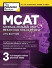 MCAT Critical Analysis and Reasoning Skills Review, 2nd Edition - Book
