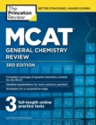 MCAT General Chemistry Review, 3rd Edition - Book