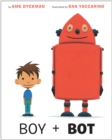 Boy And Bot - Book