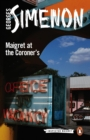 Maigret at the Coroner's - eBook