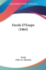 Favole D'Esopo (1864) - Book