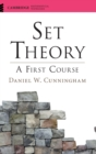 Cambridge Mathematical Textbooks : Set Theory: A First Course - Book
