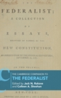The Cambridge Companion to The Federalist - Book