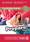 Cambridge English Prepare! : Cambridge English Prepare! Level 4 Presentation Plus DVD-ROM - Book