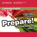 Cambridge English Prepare! : Cambridge English Prepare! Level 5 Class Audio CDs (2) - Book