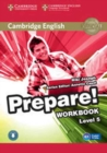 Cambridge English Prepare! : Cambridge English Prepare! Level 5 Workbook with Audio - Book