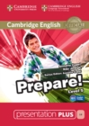 Cambridge English Prepare! : Cambridge English Prepare! Level 5 Presentation Plus DVD-ROM - Book