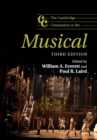 The Cambridge Companion to the Musical - Book