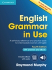 English Grammar in Use Book with Answers and Interactive eBook : Self-Study Reference and Practice Book for Intermediate Learners of English - Book