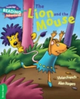 The Lion and the Mouse Green Band - Book