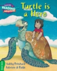 Turtle is a Hero Green Band - Book