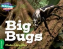 Big Bugs Green Band - Book