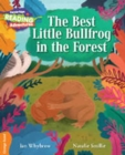 The Best Little Bullfrog in the Forest Orange Band - Book
