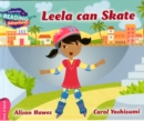 Leela Can Skate Pink B Band - Book