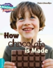 How Chocolate is Made Turquoise Band - Book