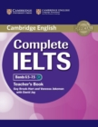 Complete : Complete IELTS Bands 6.5-7.5 Teacher's Book - Book
