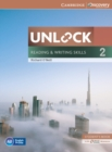 Unlock Level 2 Reading and Writing Skills Student's Book and Online Workbook - Book