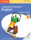 Cambridge Primary English Learner's Book Stage 6 - Book
