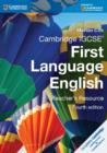 Cambridge IGCSE First Language English Teacher's Resource - Book