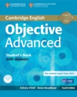 Objective Advanced Student's Book with Answers with CD-ROM - Book