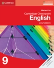 Cambridge Checkpoint English Coursebook 9 - Book