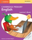 Cambridge Primary English Learner's Book Stage 5 - Book