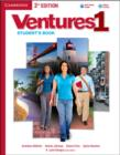 Ventures Level 1 Student's Book with Audio CD - Book