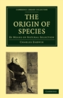 The Origin of Species : By Means of Natural Selection, or the Preservation of Favoured Races in the Struggle for Life - Book