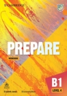 Prepare Level 4 Workbook with Audio Download - Book