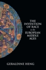 The Invention of Race in the European Middle Ages - Book
