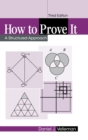 How to Prove It : A Structured Approach - Book