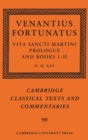 Venantius Fortunatus: Vita Sancti MartiniPrologue and Books I-II - Book