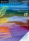 Cambridge International AS and A Level IT Teacher's Resource CD-ROM - Book