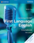 Cambridge IGCSE (R) First Language English Coursebook - Book