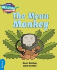The Mean Monkey Blue Band - Book