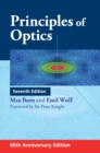 Principles of Optics : 60th Anniversary Edition - Book
