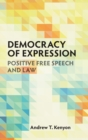 Democracy of Expression : Positive Free Speech and Law - Book